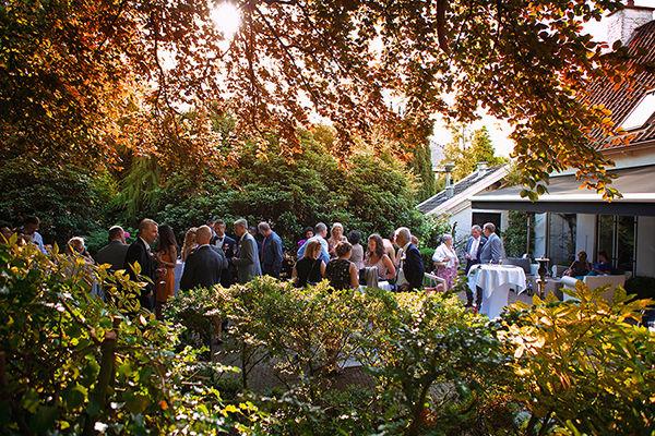 ресторан на свадьбу в Голандии