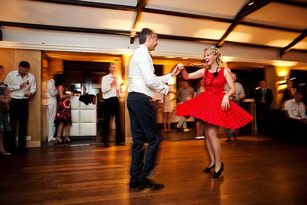 танцы на свадьбе сальса