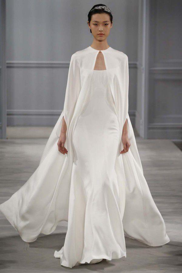 свадебные платья 2014 Monique Lhuillier