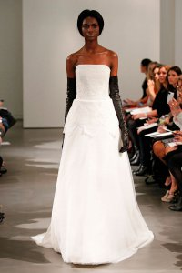 коллекция свадебных платьев веры вонг