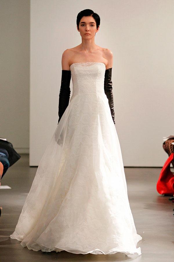 свадебные платья коллекция 2014