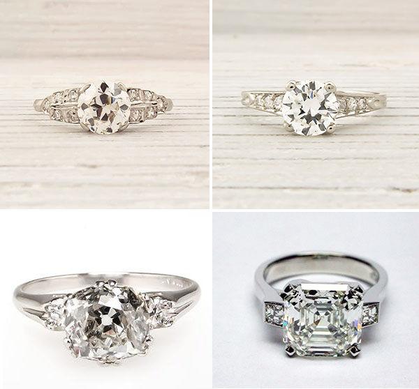 какие обручальные кольца в моде
