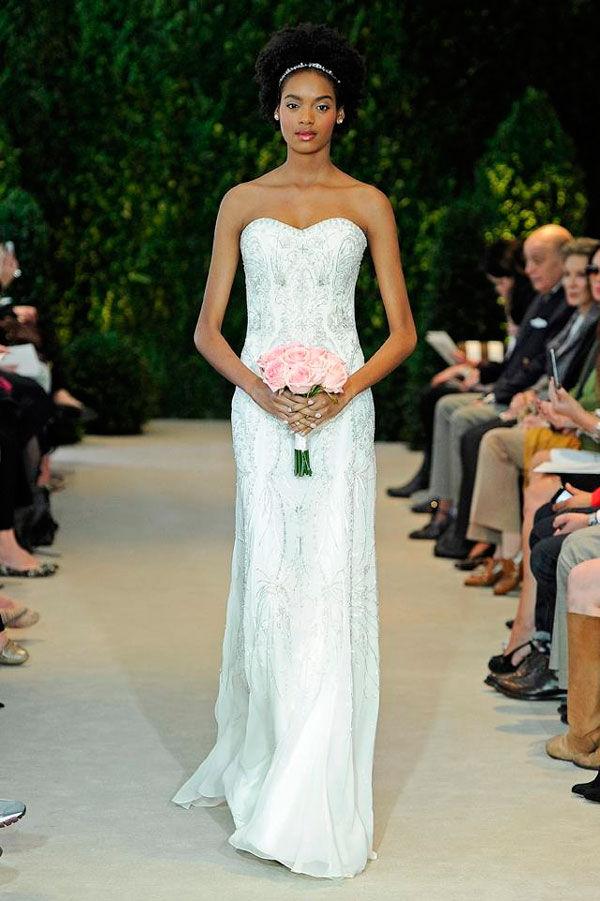 Carolina Herrera платья 2014