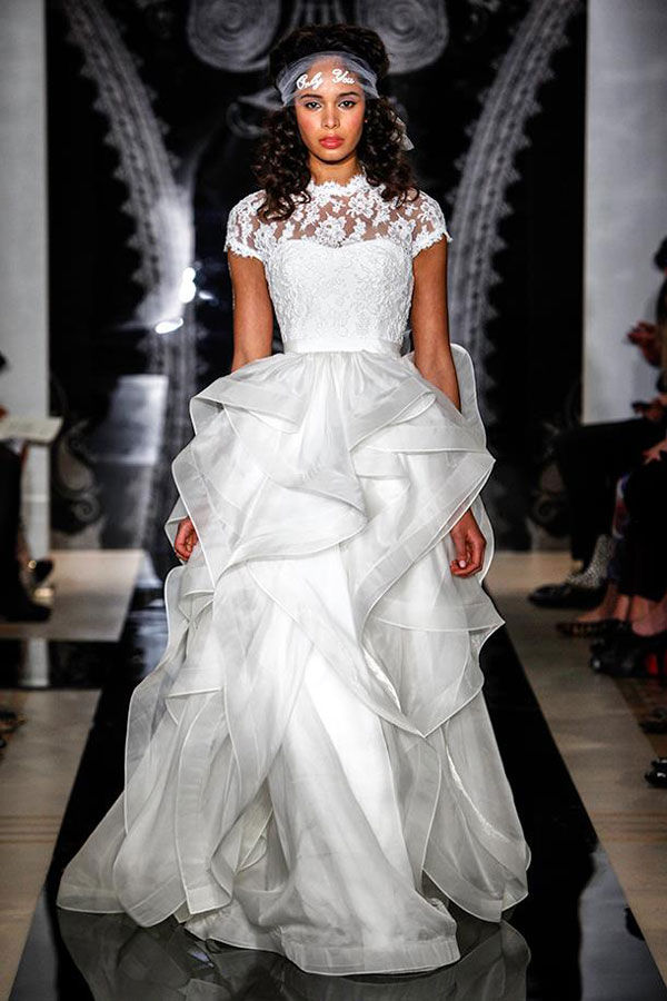 свадебные платья из коллекции 2014