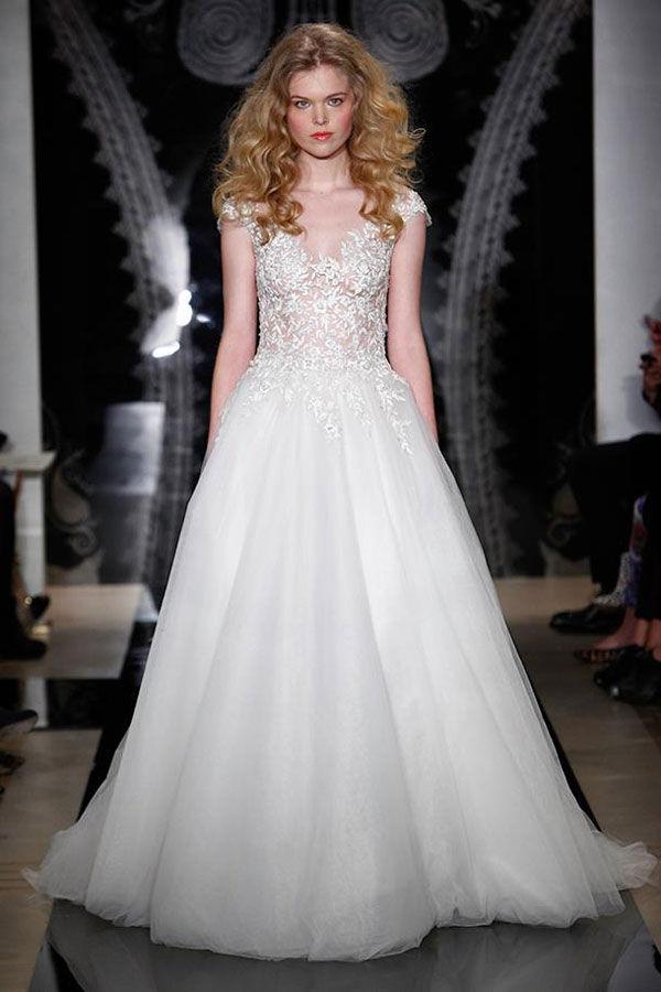 коллекция свадебный платьев 2014
