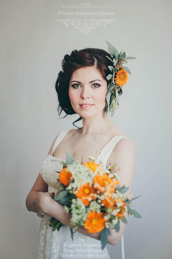 свадебные образ невесты 2013