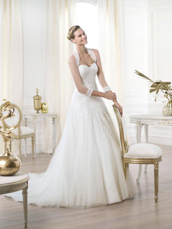 проновиас свадебные платья