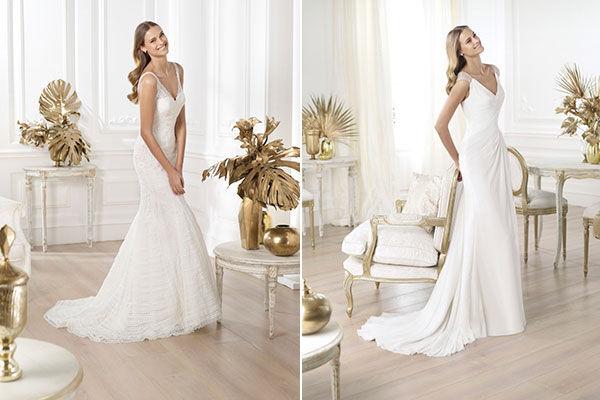 свадебные платья модель русалка