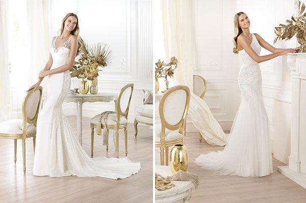 коллекция свадебных платьев 2014
