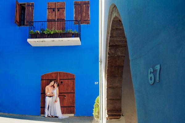 винтажная свадьба на Кипре