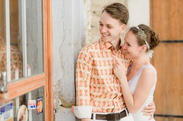 винтажная свадьба своими руками