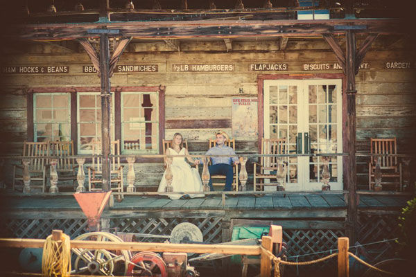 свадьба в тематическом стиле