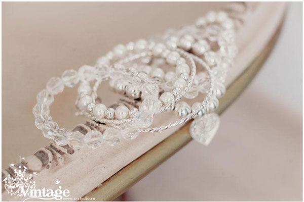 свадебные украшения для невесты фото