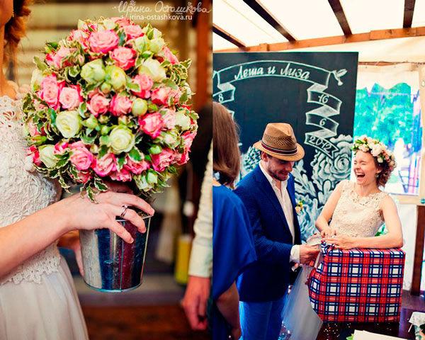 оригинальные свадебные фотографии