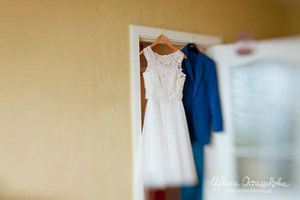 платье на свадьбу своими руками