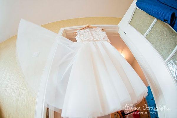 платье на свадьбы своими руками
