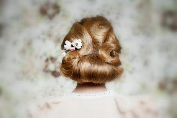 прическа невесты длинные волосы фото