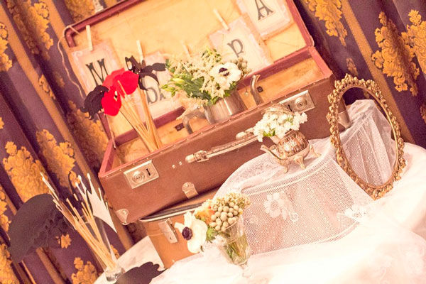 свадьба в стиле служебный роман