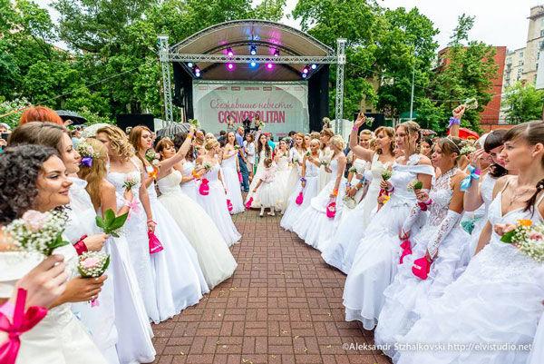космополитен сбежавшие невесты