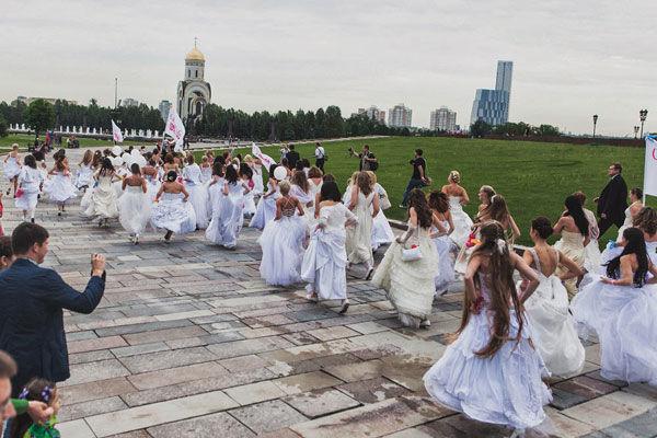 сбежавшие невесты 2013