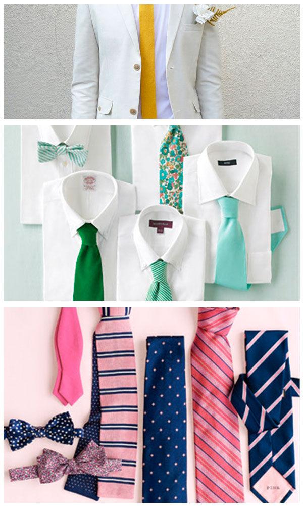 галстук для жениха