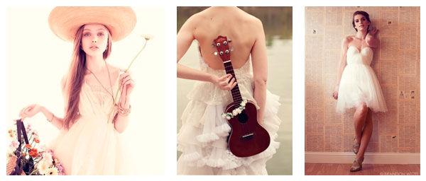 образ невесты 2013 лето