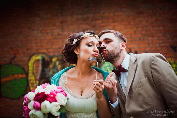 идеи для свадебной фотосессии летом