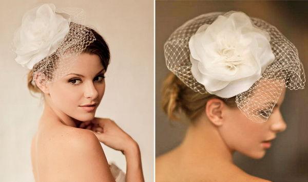 украшения в волосы для невесты