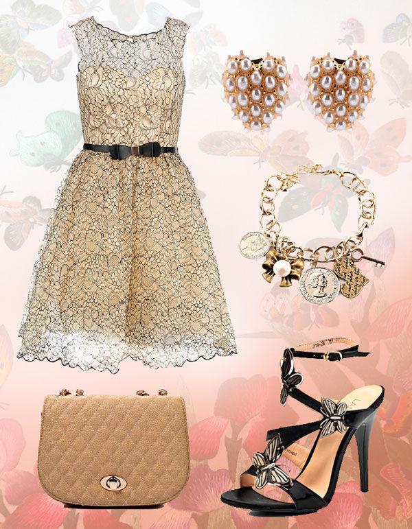 фасон платья для подружки невесты