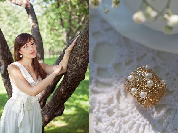 украшения для невесты фото