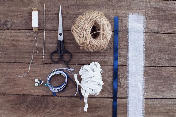 подвязка невесты мастер класс