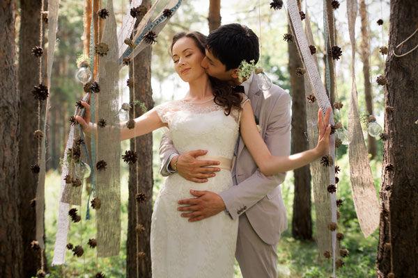 шишки на свадьбе
