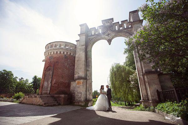 свадебные фотосессии летом