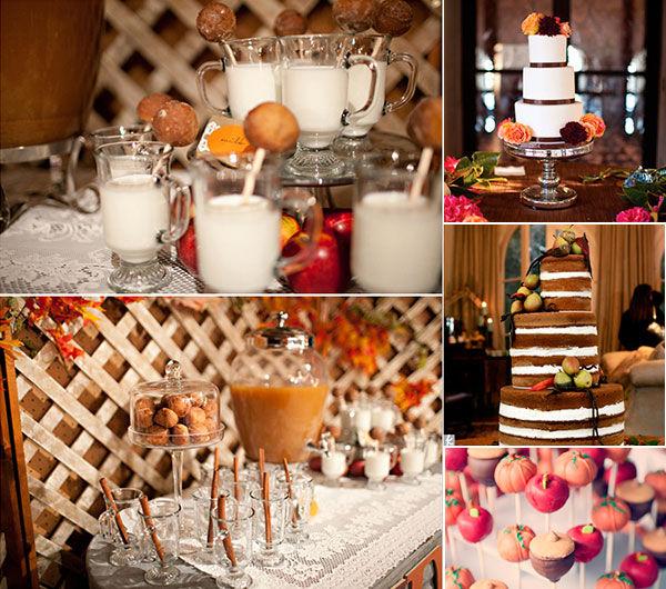 сладкий стол на свадьбу