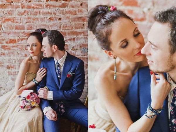 свадебная фотосессия для двоих