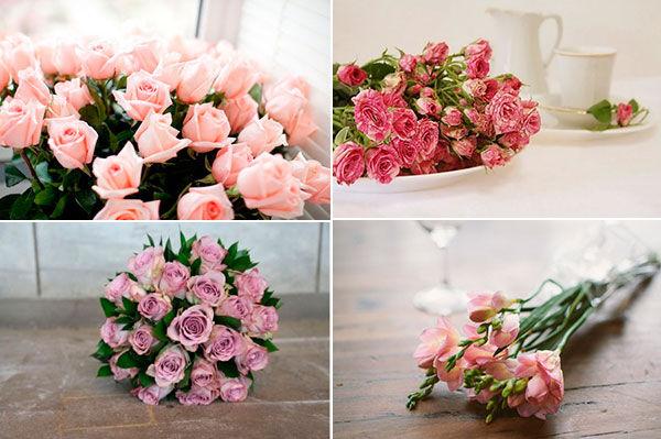 какие цветы дарят на свадьбу