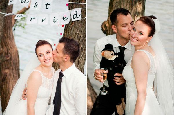 свадьба с пикником