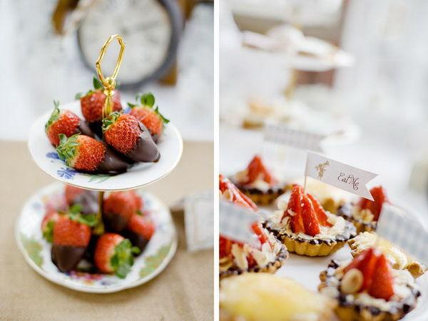 сладости на свадьбе