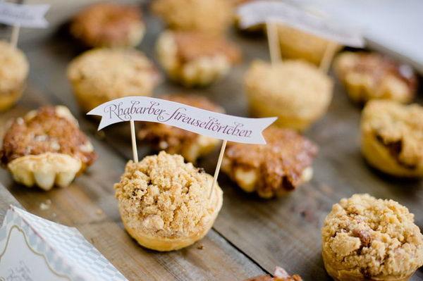 угощения для гостей на свадьбе