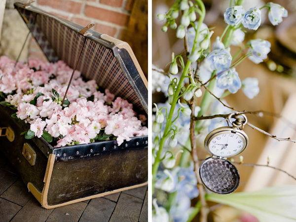 цветочные композиции на свадьбе
