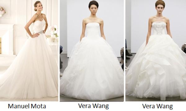 свадебные платья 2013 тенденции