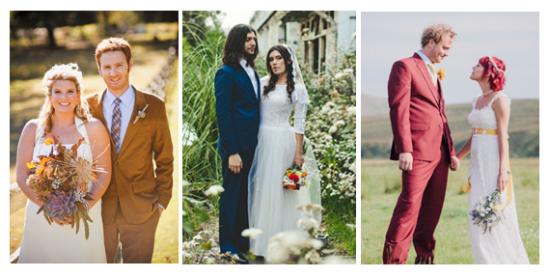 каким должен быть костюм жениха