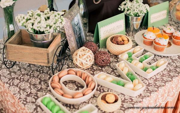 кенди бар на свадьбе