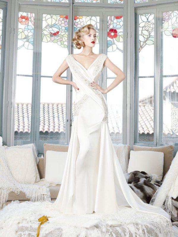 испанские свадебные платья