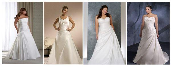 свадебные платья с драпировками