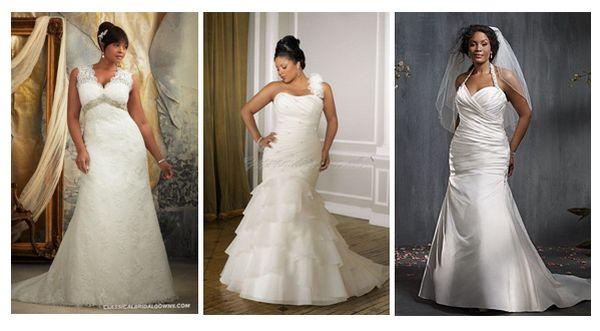 невесты в пышных платьях