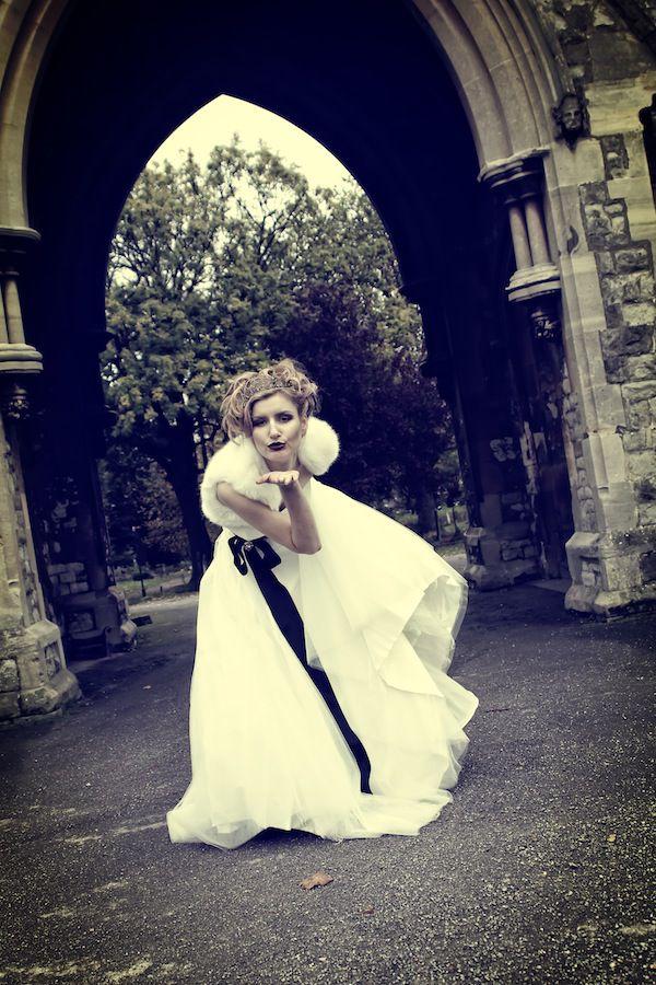 готическая невеста