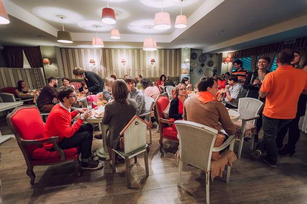 свадьба в ресторане Андерсон