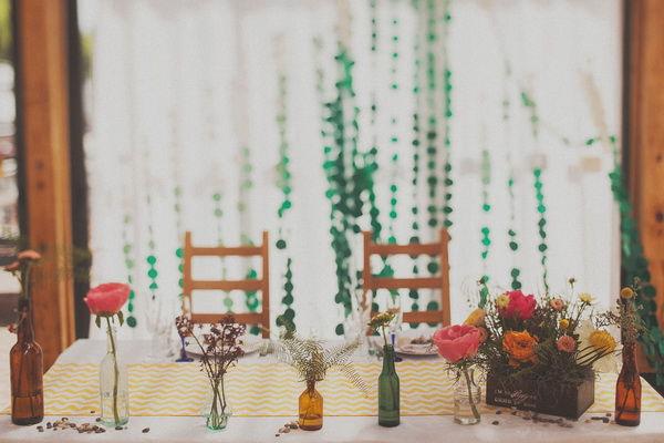 бутылочки на свадьбе