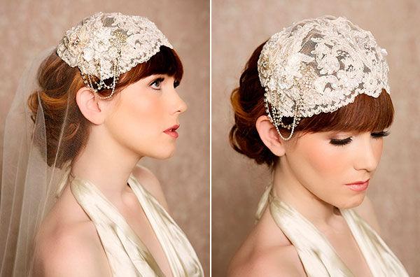 украшение на голову невесты